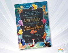Finding Nemo Baby Shower Baby Shower By RyanDigitalPhoto On Etsy