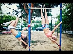 People Are Awesome Street Workout & Calisthenics Girls Edition 2015 - YouTube