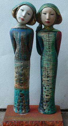 Camille VandenBerge | Sculptures | One