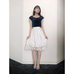 今週の衣装まとめ。 貴島明日香オフィシャルブログ Powered by Ameba