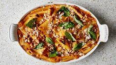 Butternut Squash Baked Pasta Recipe | Bon Appetit