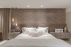 Fantastic modern bedroom designs are available on our internet site. Bedroom Decor Dark, Master Bedroom Interior, Modern Master Bedroom, Royal Bedroom, Bedroom Ceiling, Wood Bedroom, White Bedroom, Wardrobe Design Bedroom, Bedroom Bed Design