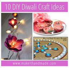 10 DIY Diwali Craft Ideas - Make It Handmade