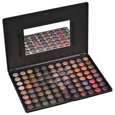 Metal Mania Palette- 88 glamourous, metallic, & sultry Eye Shadows! $24.95