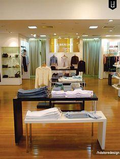 Projeto de Arquitetura para loja Siberian no Shopping Anália Franco. Clique no link e conheça melhor esse projeto: http://hdstoredesign.com.br #arquitetura #retail #shop #store #storedesign #varejo #loja #hdsd