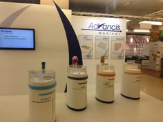 Advancis Medical, Wounds UK  https://www.thisisenvisage.com/ Envisage Brand Experiences - Design, Build, Manager and Deliver Exhibition stands and immersive brand environments #exhibition #stand #design #marketing #experience