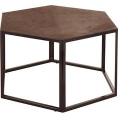 steel hexagon table - Google Search