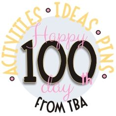 Teaching Blog Addict: 100th Day of School Ideas