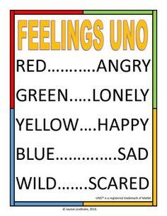 Feelings Uno                                                                                                                                                                                 More