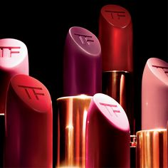 Now in 70 shades of iconic and new classics. #TOMFORD #TFLIPCOLOR