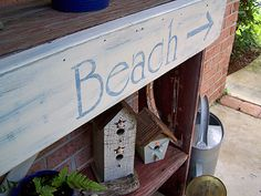 Porch Decor