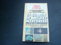 In Search of Ancient Mysteries by Stephsusedbooks on Etsy