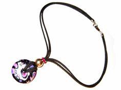 Polyclay necklace