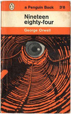 nineteen eighty-four penguin book by maraid, via Flickr