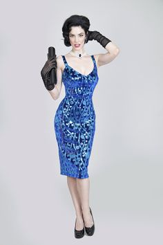 Just about any dress from Bettie Page Mall of America