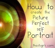How to take self-portrait