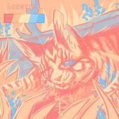 Longtail   by fox-desert
