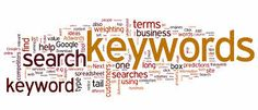 keywords using the correct one