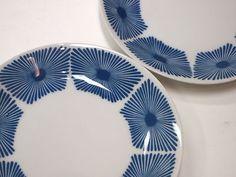 Arabia Finland Nippon 2 Small Plates RARE | eBay