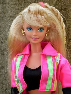 Gardaland Barbie by illina86, via Flickr