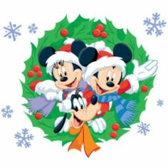 A Merry Disney Christmas Party