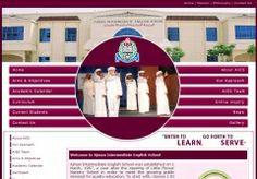 Ajman International English School http://wistech.biz/