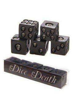 Dice death #(Excerpt)