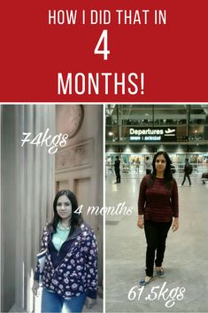MY take on fitness. An incredible journey about how I took fitness as my first priority of my life. After childbirth. How I lost 13.5 kgs in 4 months!