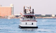Groupon - $ 30 for a 90-Minute Sunset Cruise for Two from Massachusetts Bay Lines ($48.40 Value) in Massachusetts Bay Lines, Inc.. Groupon deal price: $30