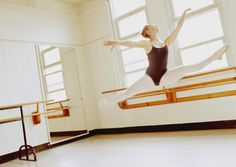 Dance Jumps and 3 Tips to Improve Your Leaps