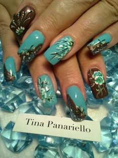 mint cocoa with a touch of sparkle