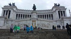 #PiazzaVenezia in #Rome #Travel #Architecture