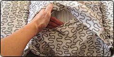 Matelas d'oreiller Pillow Mattress, Kids Pillows, Sewing Projects For Beginners, Kid Beds, Toddler Crafts, Sewing Hacks, Animal Print Rug, Wall, 4 Kids