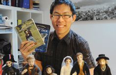 Video: Vancouver's Cozy Classics children's books gaining critical success