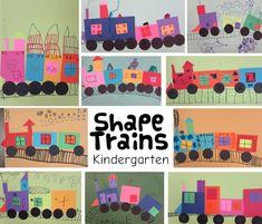 3 Fun and Easy Kindergarten Art Lessons 3 Fun and Easy Kindergarten Art Lessons 3 Fun and Easy Kindergarten Art Lessons – Art is Basic Kindergarten Art Lessons, Kindergarten Crafts, Art Lessons Elementary, Math Crafts, Preschool Alphabet, Kindergarden Art, Grade 1 Art, Easy Art Lessons, Train Crafts