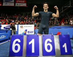 Onewstar: Lavillenie 6,16 metri nell'asta: cade il record mondiale di Bubka