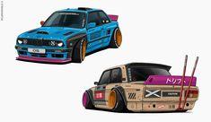 New arts, Dmitry Strukov Car Wallpaper For Mobile, Jdm Wallpaper, Car Design Sketch, Car Sketch, Cool Car Drawings, Motorbike Design, Paper Car, Cafe Racer Honda, Custom Hot Wheels