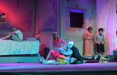السرطان والماما الوردية في عرض أوسكار لـ تجارة المنصورة |صور - بوابة الأهرام Theatre, Concert, Theatres, Recital, Festivals, Theater