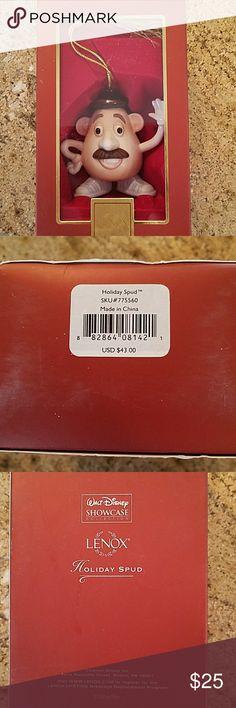 Mr. Potato Head Lenox Ornament RARE Mr. Potato Head Spud Lenox Ornament  Brand New in box Lenox Other