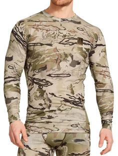 Shop Under Armour for Men s UA Ridge Reaper® Base Leggings in our Men s  Hunting… 22a06b3a1c73