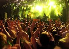 Rock concerts!