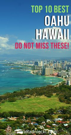 A list of the Top 10 Best Things To Do on Oahu, Hawaii. A must read if you're planning a trip to Hawaii, and want to know all of the best Oahu secrets, activities and tips! | Oahu Attractions, Oahu Travel Tips, Oahu Hawaii Sights