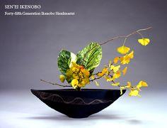 ******   Ikebana l 'art de l 'arreglo floral ..Informació sobre el Ikebana  *****