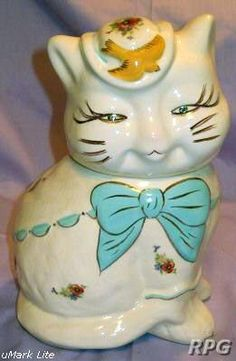 Shawnee Pottery Cookie Jars