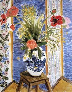 Amapolas.Matisse.