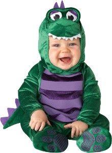 Kostüm Dinosaurier (Baby)