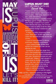 #Lupusfacts #lupusinformation #lupus