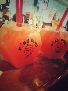 Visit the Fishbowl Bar on Put-in-Bay, Ohio. Photo via @jnagle09