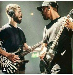 Brad Delson & Mike Shinoda