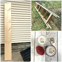 Ok so I know we've all seen the bookshelves online that people have made from old painter's ladders. I've had my eye on them for years now and have wanted to ma…
